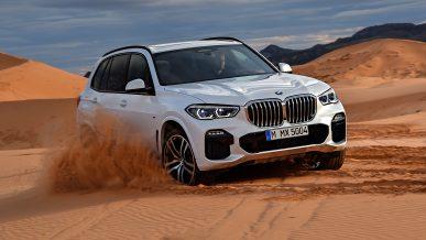 Сколько будет стоить новый BMW X5 в Казахстане