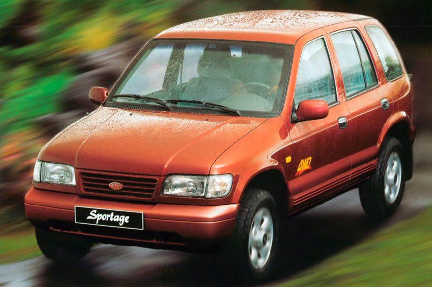 Kia Sportage (1993-1998)