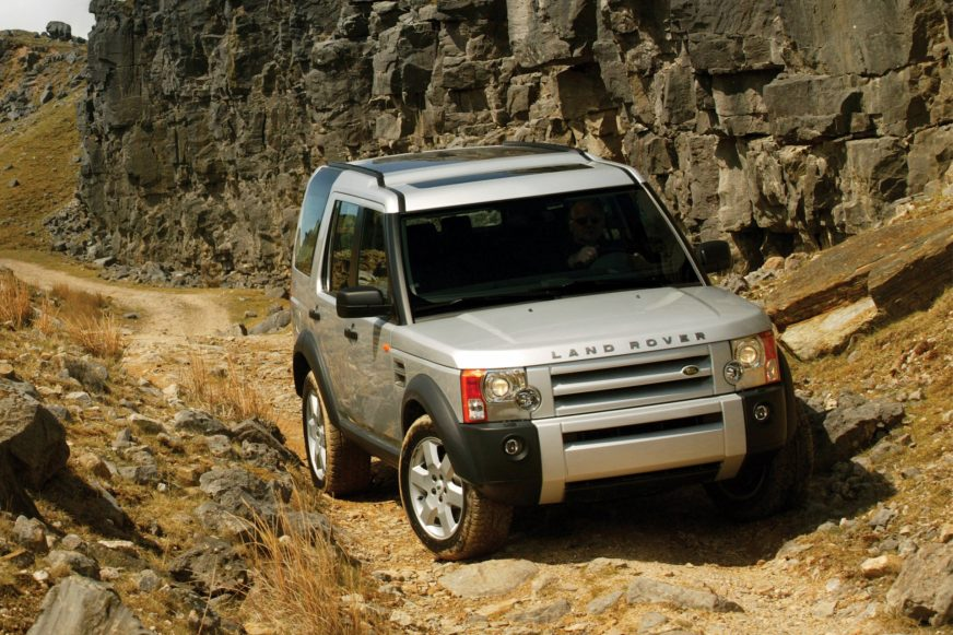 Land Rover Discovery (2004-2008)