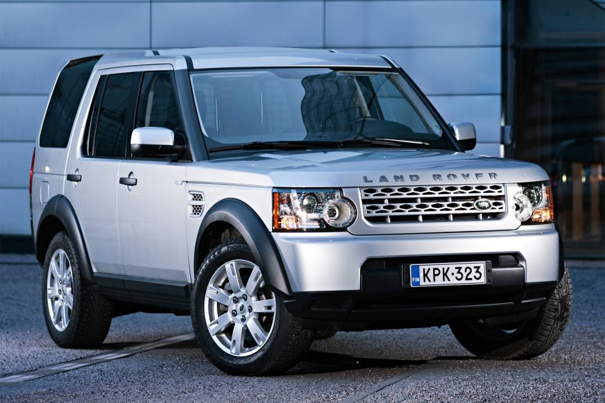 Land Rover Discovery (2009-2017)