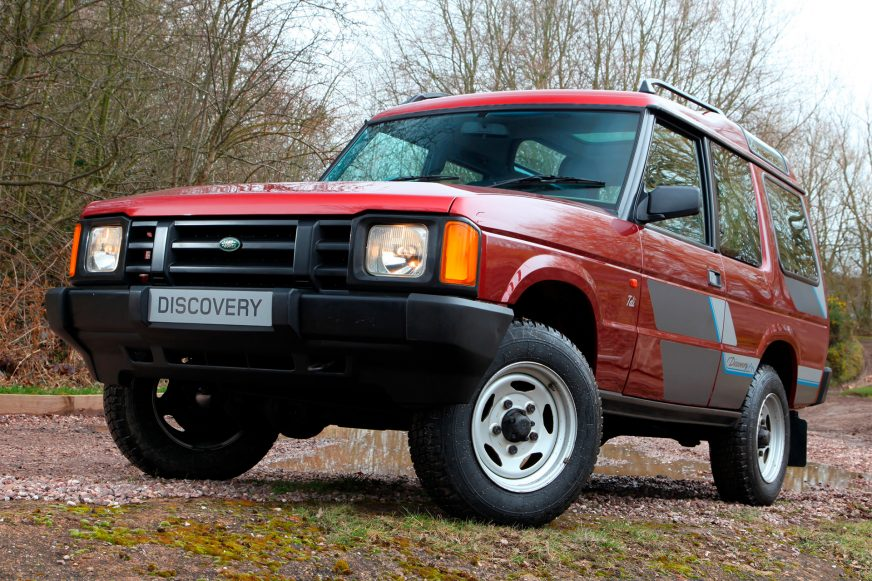 Land Rover DiscovLand Rover Discovery (1987)ery (1991-1997)