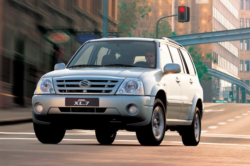 Suzuki Grand Vitara XL7 (2003-2006)