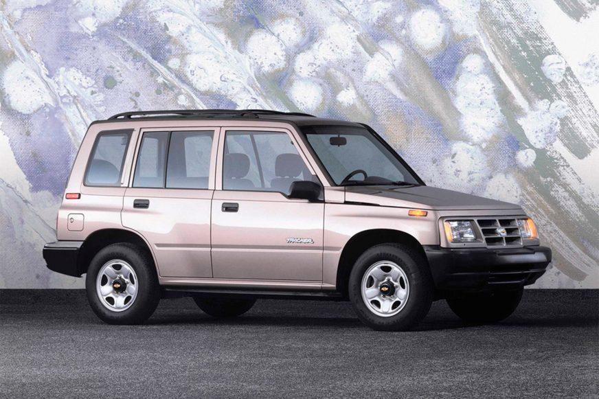 Chevrolet Tracker (1989-1998)