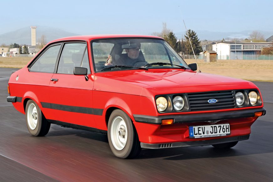 Ford Escort RS2000 (1977)