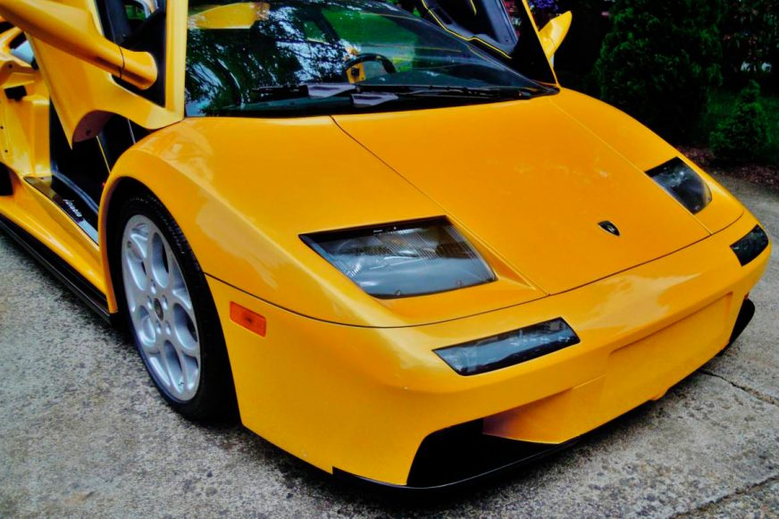 Lamborghini Diablo всего за $80 000. В чём подвох?