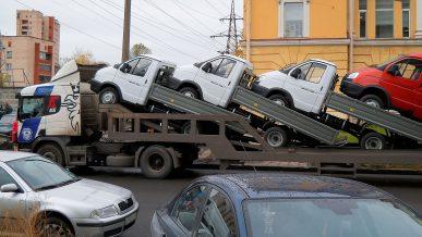 Почти в четыре раза хотят поднять утильсбор за грузовики до 3.5 тонны