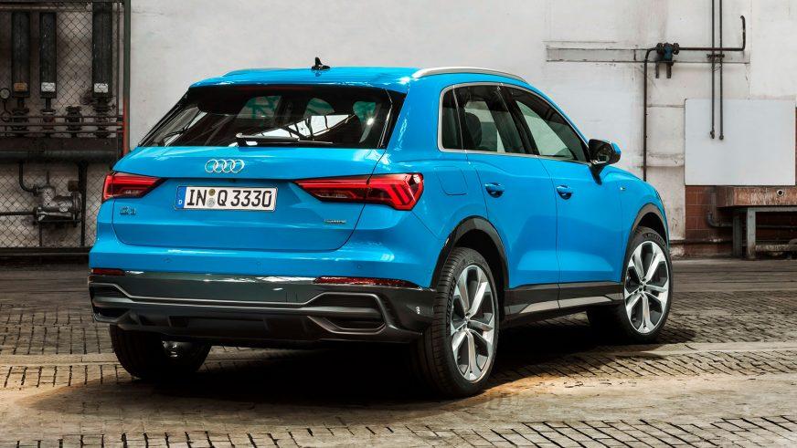 Audi презентовала второе поколение кроссовера Q3