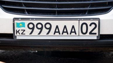 Ажиотажный спрос на VIP-номера наблюдается в Казахстане