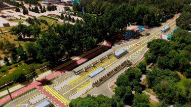 Во сколько обошлось строительство BRT в Алматы