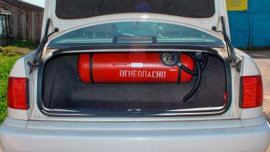 Казахстан активно переходит на автогаз