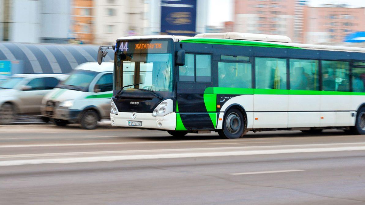 Ещё шесть автобусных полос появится в Астане