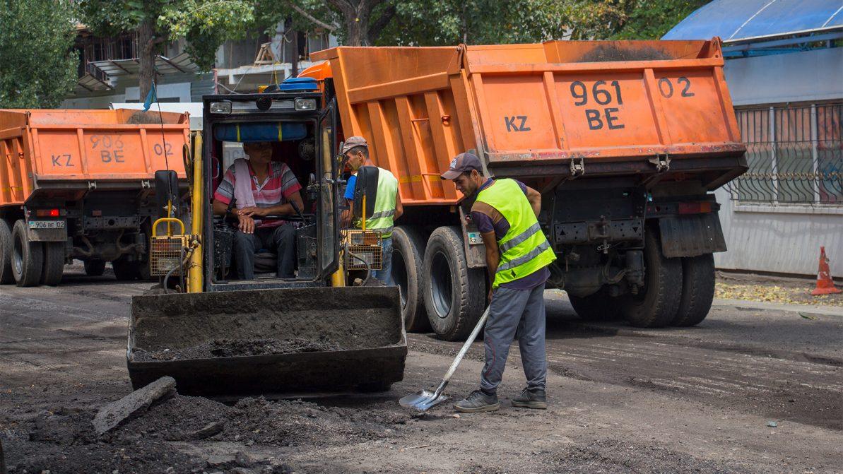 Каким улицам нужен ремонт, решат сами алматинцы