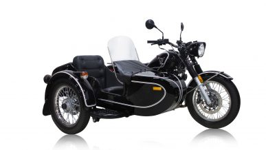 Мотоцикл «Урал» теперь с мотором Евро-5
