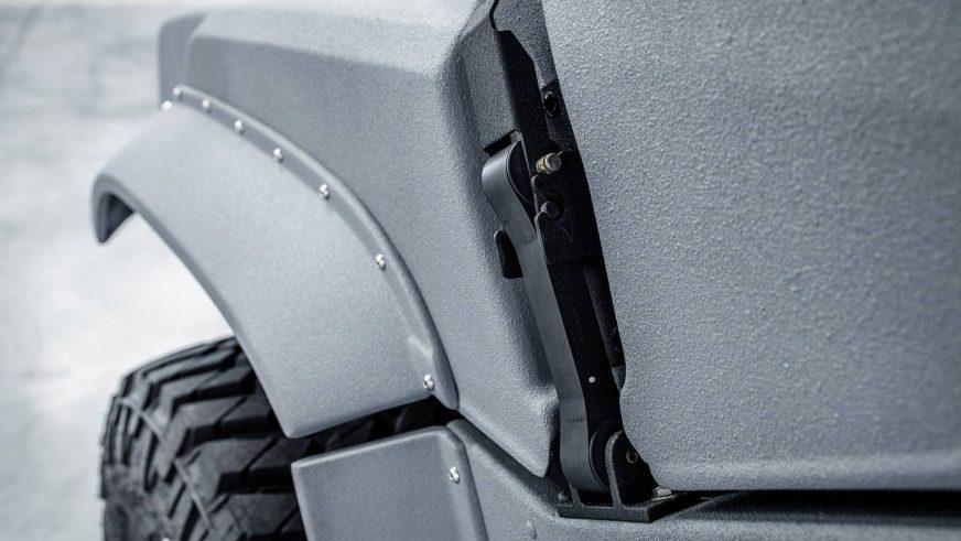В США соберут 12 уникальных Hummer H1 по $230 тысяч за каждый