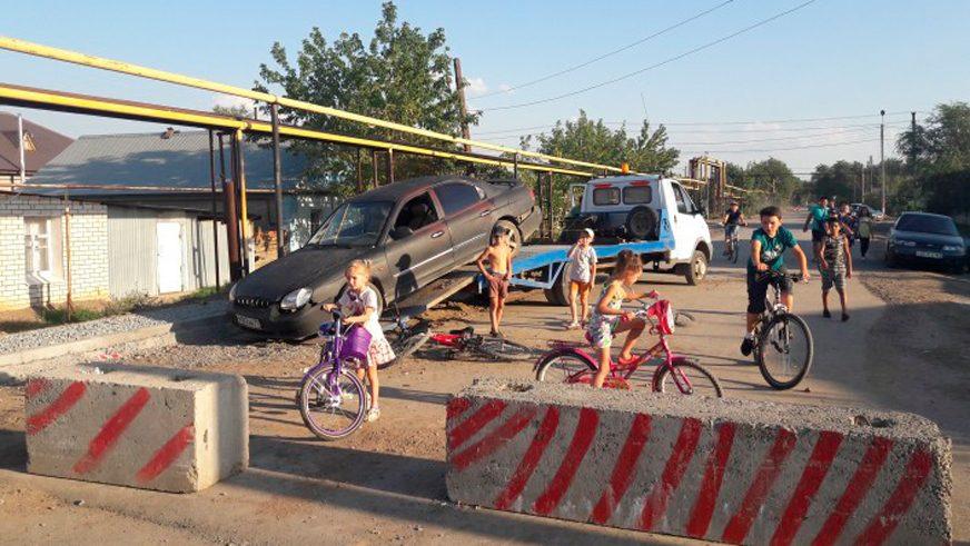 Мальчик из Уральска угнал третью машину