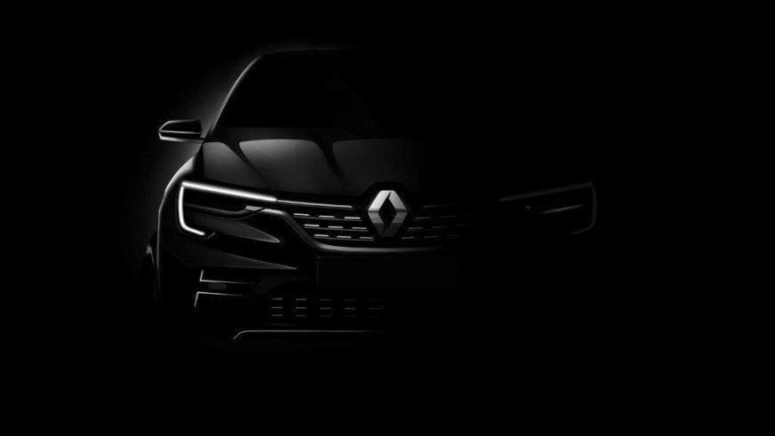 Arkana – имя нового кроссовера от Renault