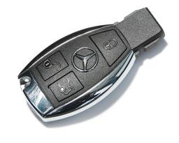Mercedes-Benz ML 350 - 2012 - ключ