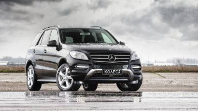 Mercedes-Benz ML 350 - 2012