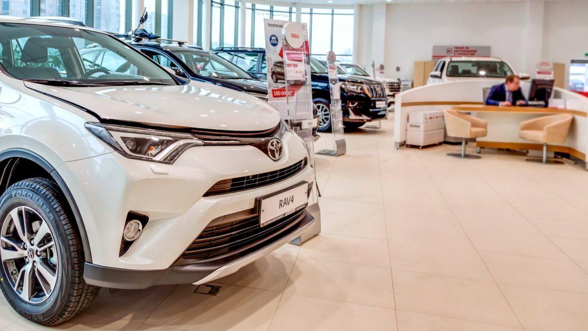 290 млн тенге присвоил менеджер одного из дилерских центров Toyota в Алматы