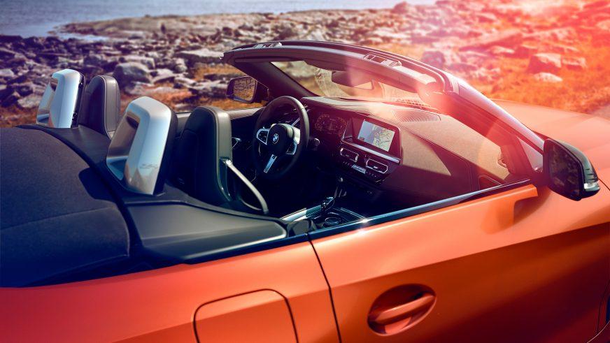 В Пеббл-Бич дебютировал новый BMW Z4