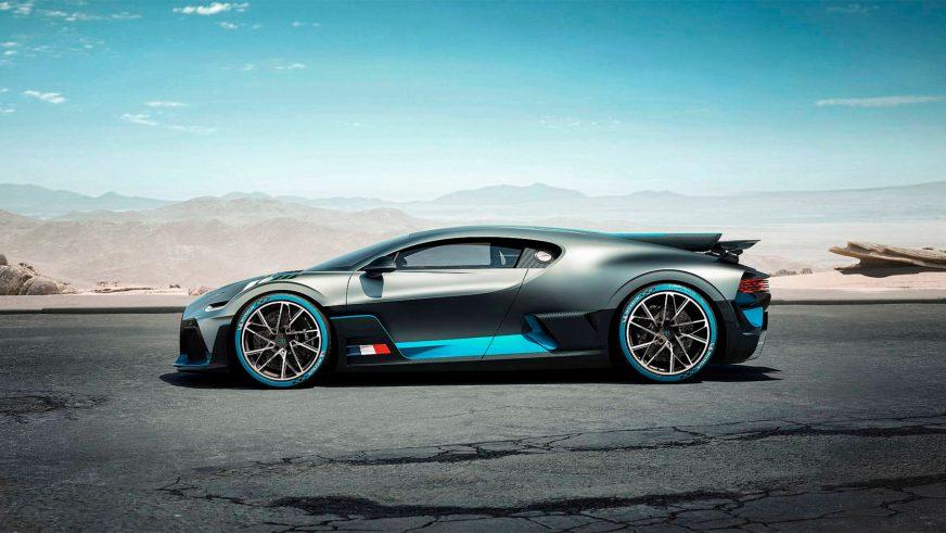 Bugatti Divo: только для 50 избранных