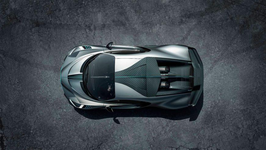 Bugatti Divo: тек таңдаулы 50 адам үшін