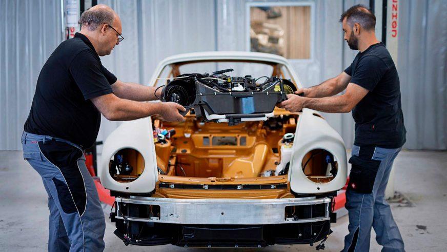 2018 Porsche 911 Turbo S, которому 20 лет