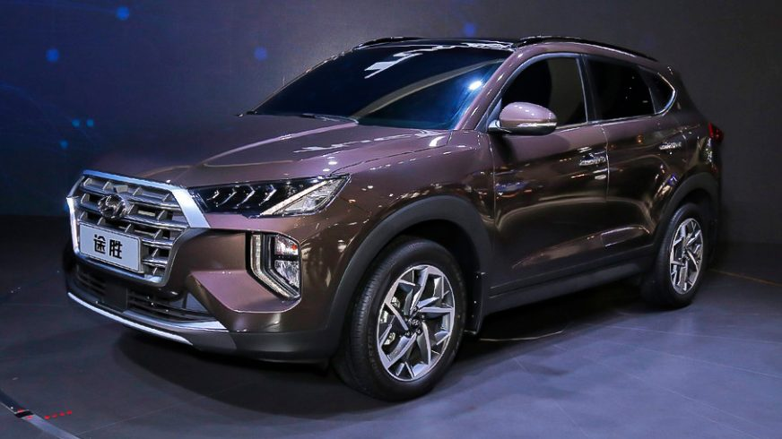 Совершенно другой Hyundai Tucson