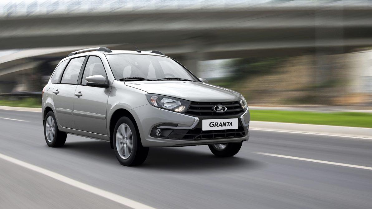 Новая LADA Granta: сколько стоит в Казахстане?