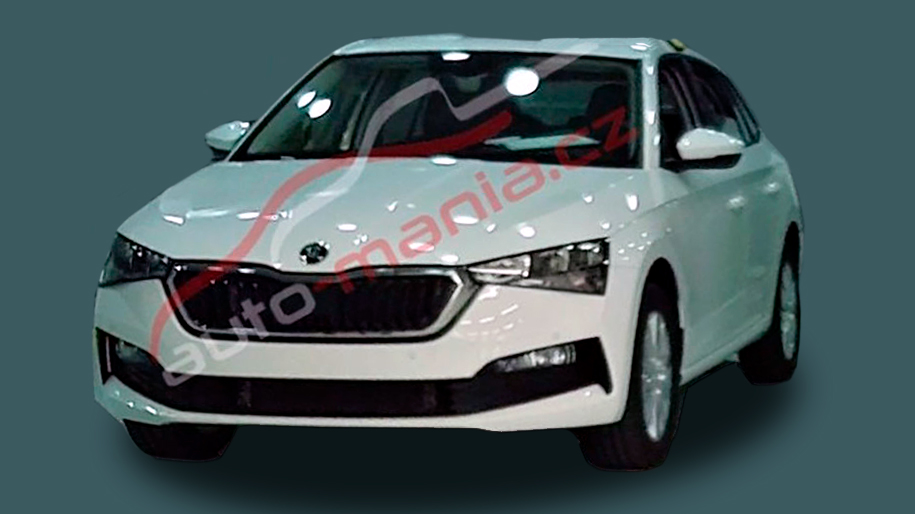 Раскрыт дизайн нового Škoda Rapid