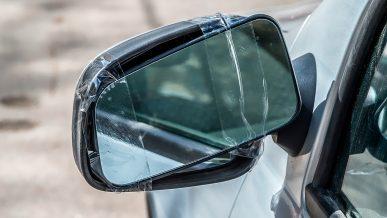 В Алматы стали меньше воровать автомобильные зеркала