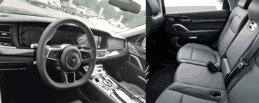 Китайцы клонировали Range Rover Sport
