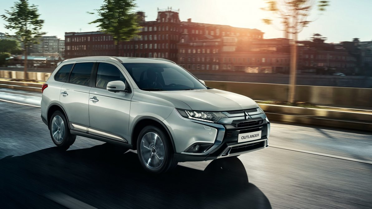 Сборка обновлённого Mitsubishi Outlander стартовала в России