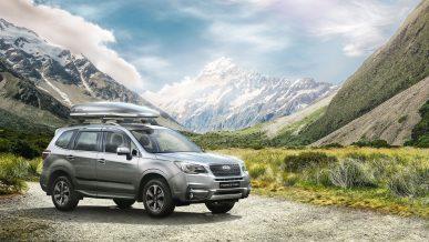 Семь причин для выбора Subaru