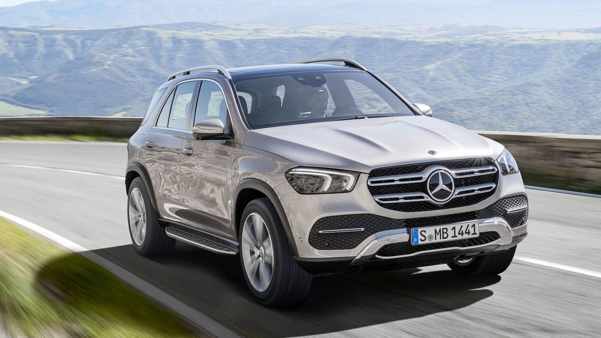 Mercedes-Benz GLE (W167)