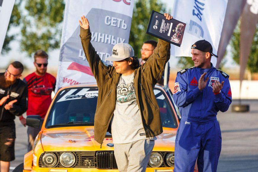 Дрифт с сюрпризом. Чем удивил 4-й этап чемпионата Казахстана