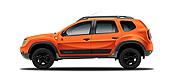 Тест-драйв: Renault Duster Dakar