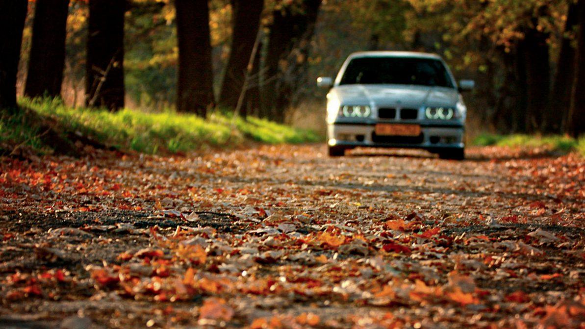Как подготовить автомобиль осенью