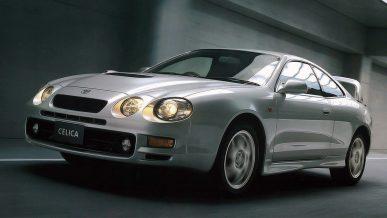 Toyota хочет возродить Celica или MR2
