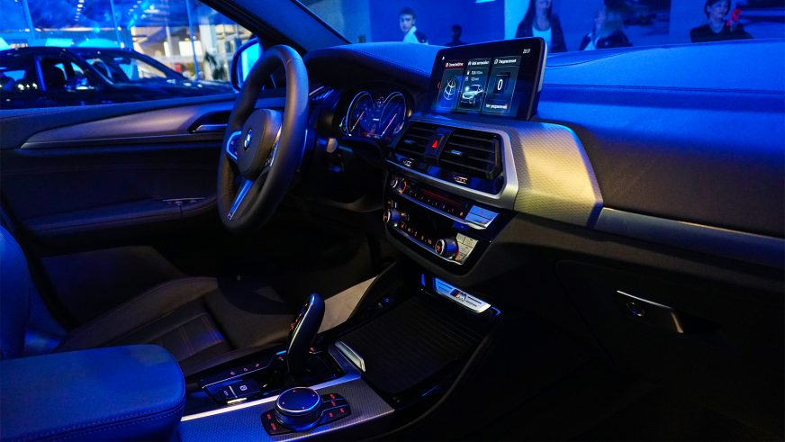 В Алматы приехал новый BMW X4