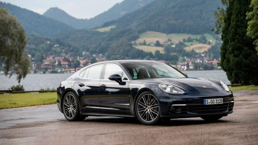 C дизельными Porsche можно прощаться