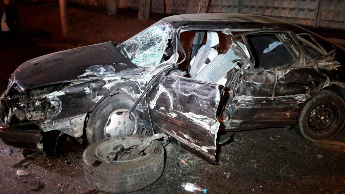 Женщина и ребёнок погибли в столкновении Audi и Volkswagen