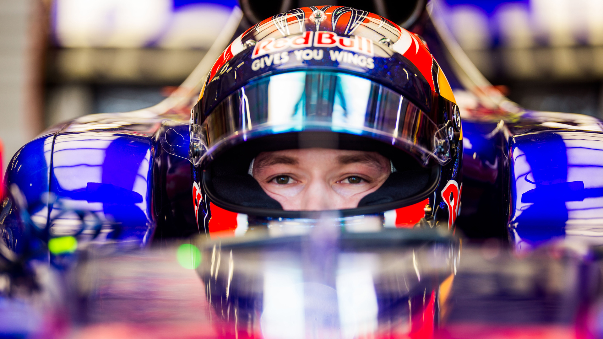 Россиянин Даниил Квят вернулся в Формулу-1
