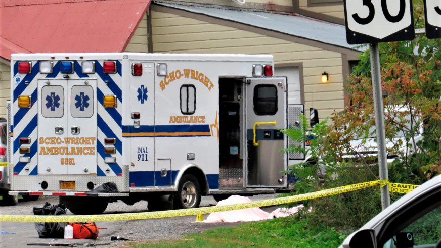 20 человек погибли в США в аварии с лимузином