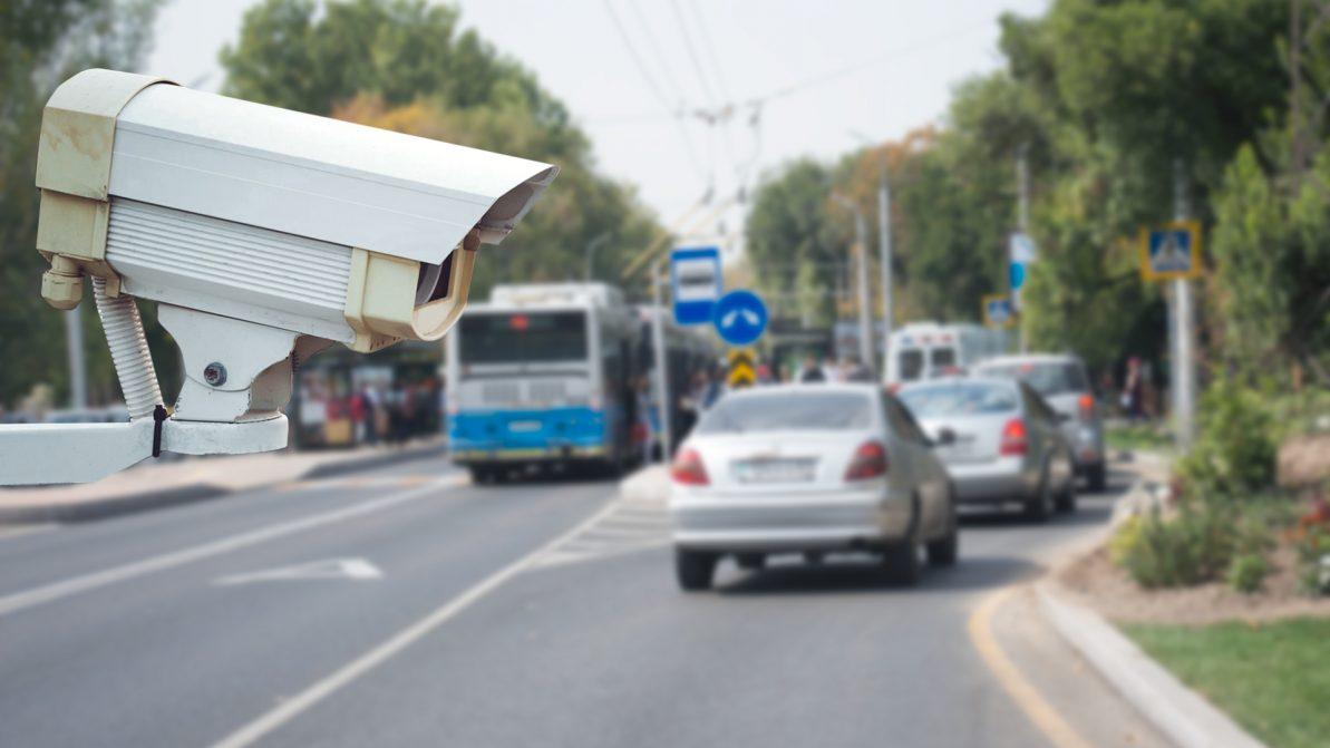 В Алматы по маршруту BRT установили 10 камер