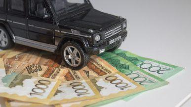 Без малого 19 млрд тенге задолжали казахстанцы по автоналогу