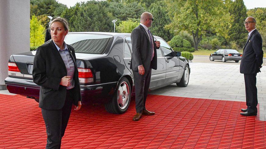 Ким Чен Ын и санкционный Rolls-Royce Phantom