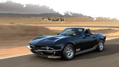 Японская Mitsuoka превратила «мазду» в Corvette Sting Ray