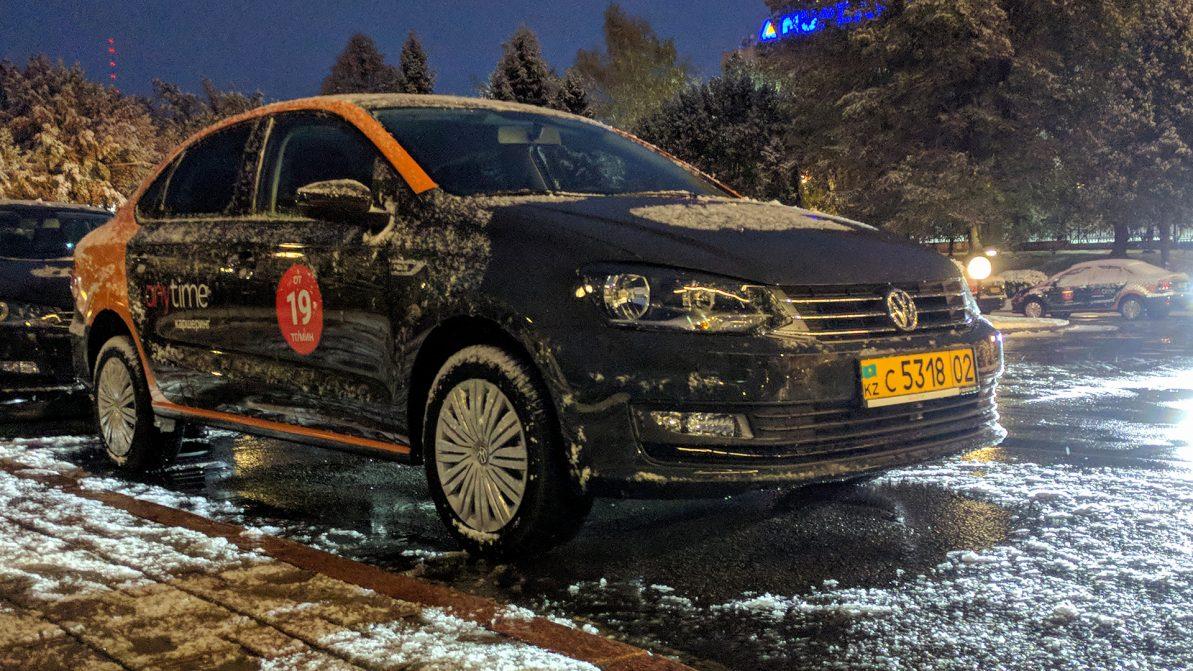 Новый каршеринг запустился в Алматы