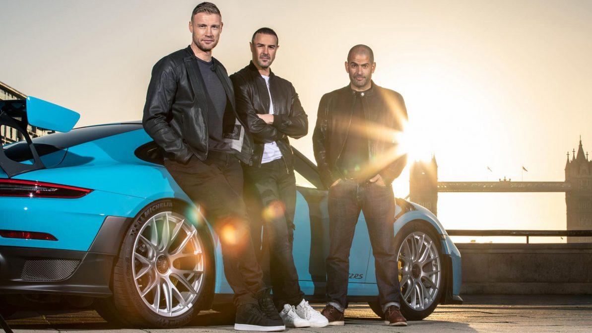 Top Gear опять сменил ведущих